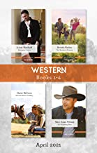 Western Box Set Apr 2021/Runaway Groom/The Rancher's Promise/Second Chance Cowboy/Her Wyoming Hero (The Fortunes of Texas:...