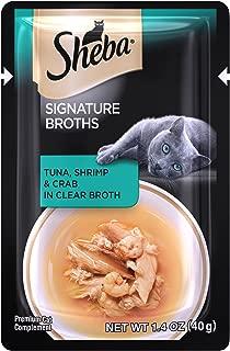 Sheba Signature Broths Wet Cat Food