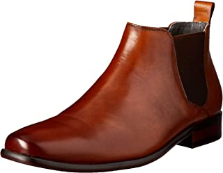 Julius Marlow Men's Kick Boots (Men), Brown (COGNAC), 13 UK/14 US