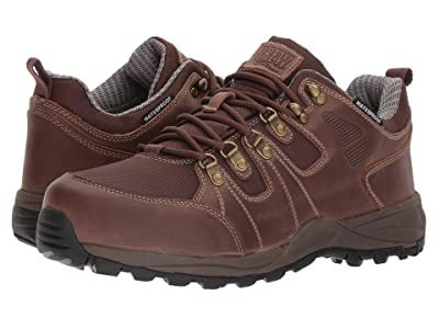 Drew Canyon (Brown Tumbled Leather) Men
