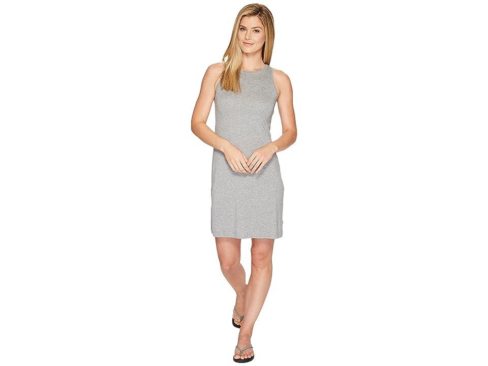 Fjallraven High Coast Tank Dress (Grey) Women