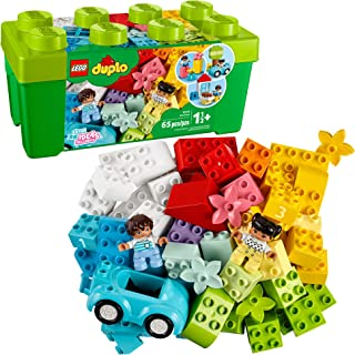LEGO DUPLO Classic Brick Box 10913 First LEGO Set with...