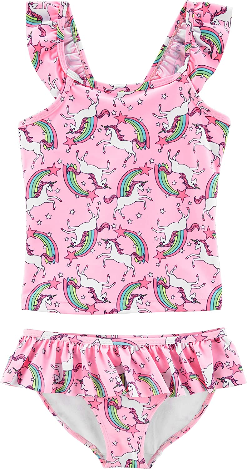 Carter's Girls' Boston Mall Swimsuit Two-Piece All stores are sold