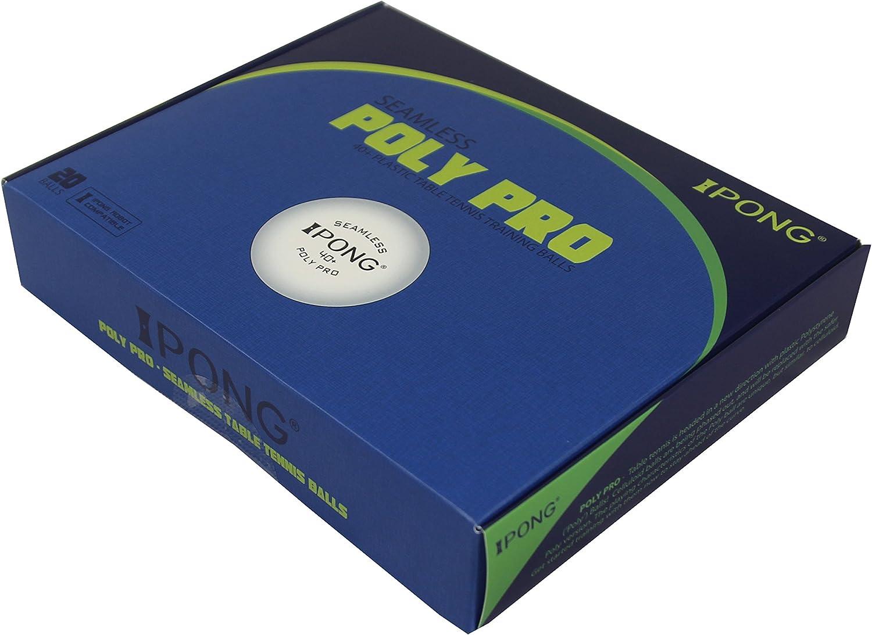JOOLA iPong Nahtlose Poly Pro 40+ Tisch Tennis Training Blle
