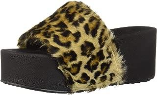 Women's Faille Slide Sandal