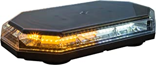 Buyers Products 8891062 Amber/Clear 15 Inch Hexagonal LED Mini Light Bar