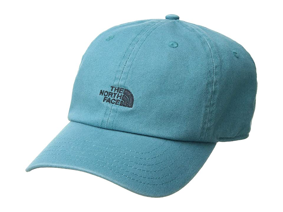 Image of The North Face Washed Norm Hat (Storm Blue Wash) Caps