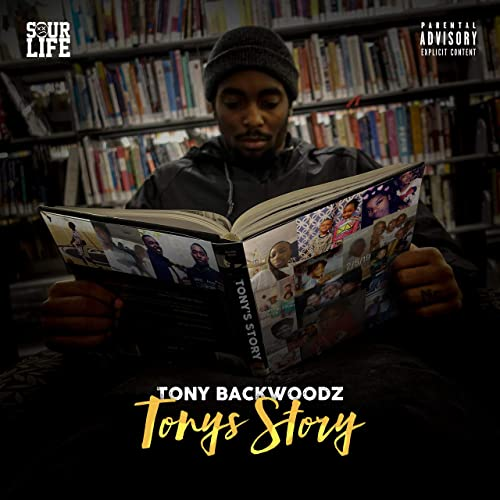 Storage [Explicit] by Tony Backwoodz on Amazon Music