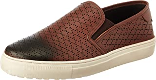 Carlton London Men's Pacome Leather Sneakers