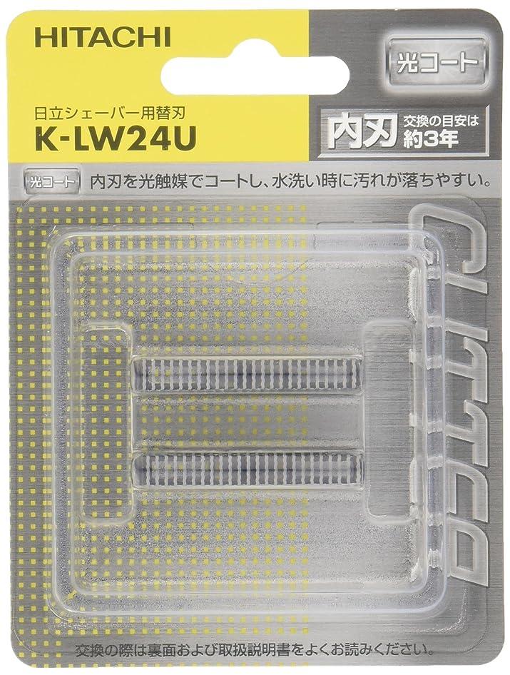 バブルうまれた四面体日立 メンズシェーバー用替刃 K-LW24U