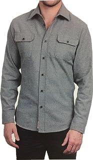 Jachs Men's Brawny Flannel Shirt