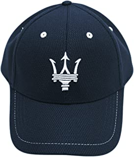 Maserati Trident Mesh Hat Blue