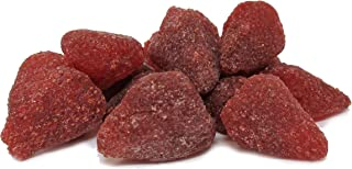 Dried Sweetened Strawberries by Its Delish, (10 lbs)
