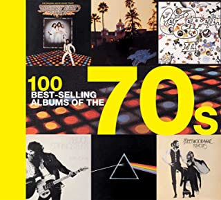 100 Best-selling Albums of the 70s (Book)