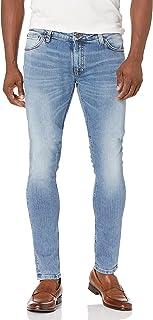 Nudie Unisex Skinny Lin Isola Blues Jeans