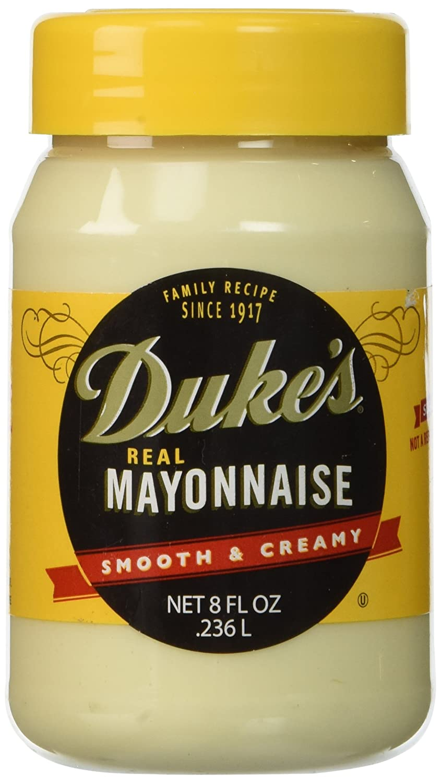 Max 86% OFF Duke's Mayonaise Max 61% OFF 8 oz.