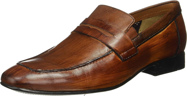 Ruosh Men's Tan Loafers-11 UK India (45 EU)(AW17 LFS Droog 2A)