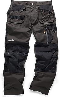 Scruffs Hombres De La Expedición Termo HD Chaleco Chaqueta Ropa de trabajo y de seguridad Salud ocupacional y productos de seguridad
