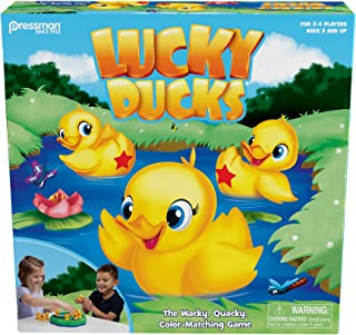 Lucky Ducks -- The Memory and Matching Game that Moves