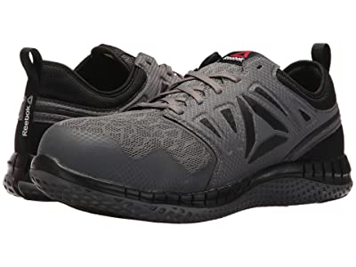 Reebok Work Zprint Work (Dark Grey/Black) Men