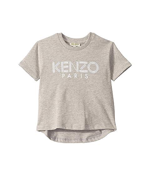 Kenzo Kids Logo T-Shirt (Toddler/Little Kids)