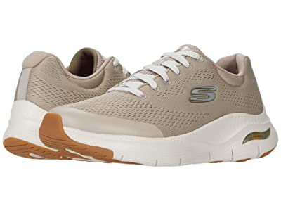 SKECHERS Arch Fit (Taupe) Men