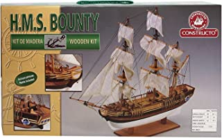 Jumbo Constructo Construction Building Kit HMS Bounty 1:110