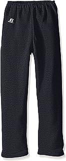 Russell Athletic Boys' Big Youth Dri-Power Fleece Open Bottom Pocket Pant