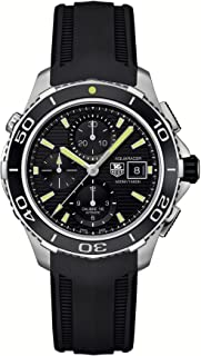 Best tag heuer aquaracer automatic chronograph price Reviews