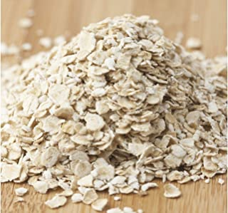 Quick Rolled Oats (25 Pound Bag) Non-GMO by Grain Millers