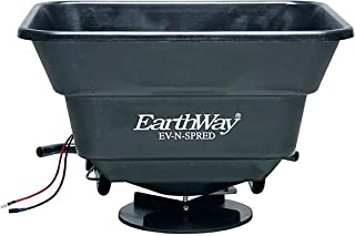 Earthway M20 12-Volt 80-Pound ATV-Mountable Broadcast Spreader, Garden Seeder