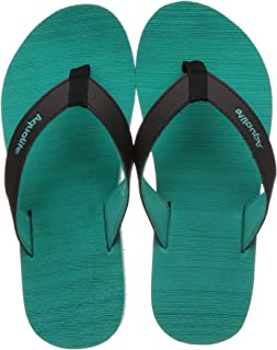 Aqualite Sea Green Flip-Flops