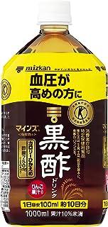 ミツカン マインズ 毎飲酢 黒酢ドリンク 1000ml ×2本