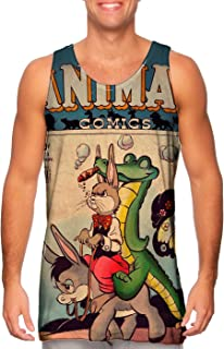 4759e6bb Amazon.com: Retro - Tanks Tops / Shirts: Clothing, Shoes & Jewelry