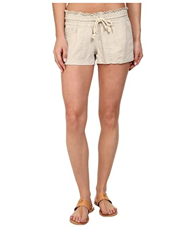 Roxy Oceanside Short (Stone) Women