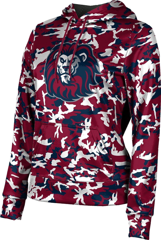 ProSphere Loyola Marymount University Girls' Pullover Hoodie, School Spirit Sweatshirt (Camo)