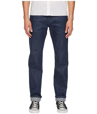 Naked & Famous Weird Guy Workman Selvedge Jeans (Blue) Men