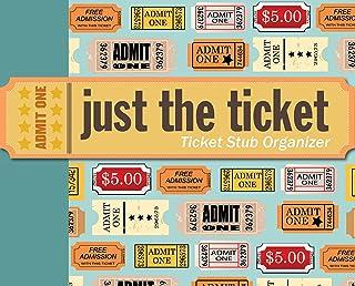 Peter Pauper Press, I: Just the Ticket Organizer