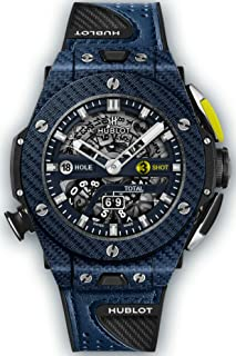 Hublot Big Bang Texalium Blue Carbon Unico Golf Limited Edition 416.YL.5120.VR (for The Golf Player)