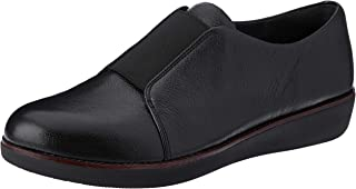 FitFlop Womens Laceless Derby Slip-On