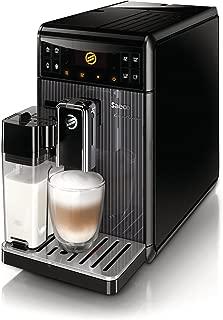 Saeco HD8964/47 Gran Baristo Espresso Machines, Black