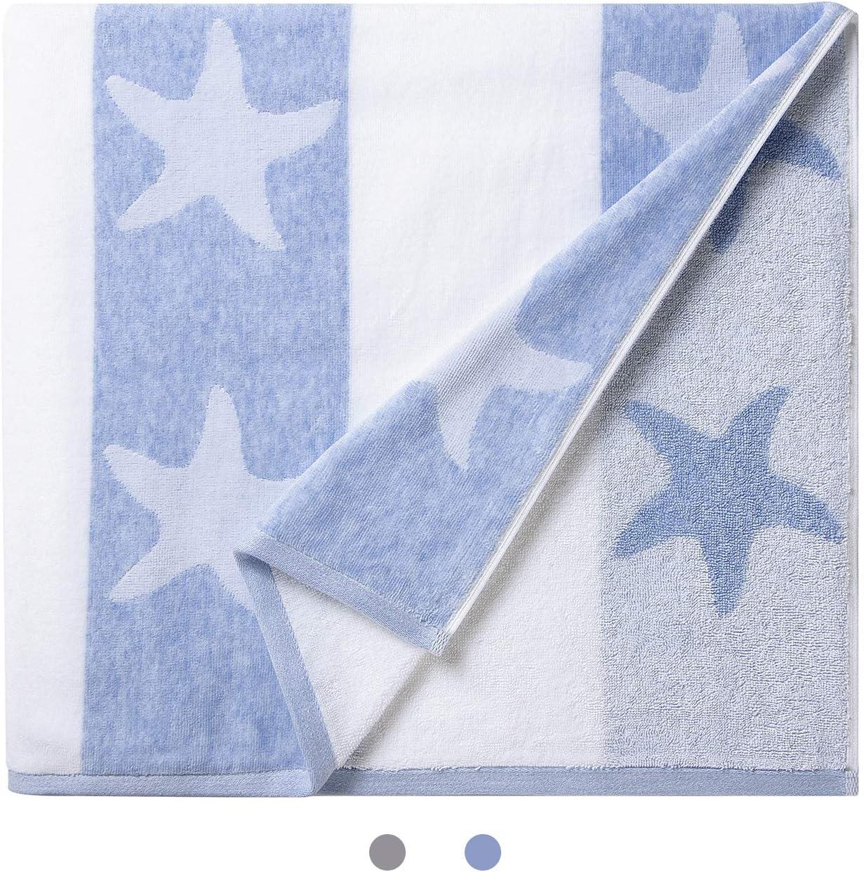 Cotton Velour Beach Towels