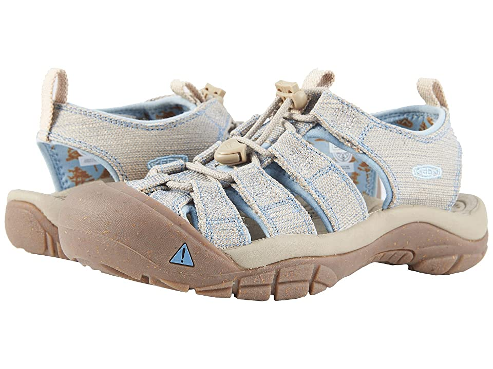 Keen Newport Retro (Hemp/Provincial Blue) Women