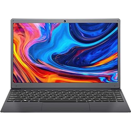 """BMAX S13a Ordenadores Portátiles, 13.3"""" Windows 10 Laptop, N3350 8GB LPDDR4 de RAM, 128GB SSD de Almacenamiento, QWERTY Diseño de Teclado Americano, BT4.2, USB 3.0, 2.4GHz/5.0GHz"""
