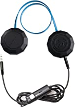 Outdoor Tech OT0042 Wired Chips - Universal Helmet Audio System (Black)