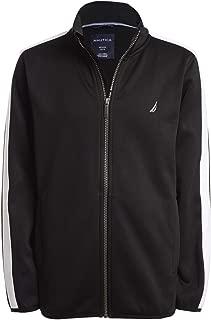 Boys' Big School Uniform Full-Zip Lightweight Jacket