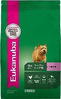 ユーカヌバ スーパーシニア用小型犬用11歳以上 2.7kg