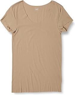 [グンゼ] インナーシャツ YG Tシャツ専用 in.T(インティー) CUT OFFシリーズ クルーネックTシャツ 汗取りパッド付 メンズ