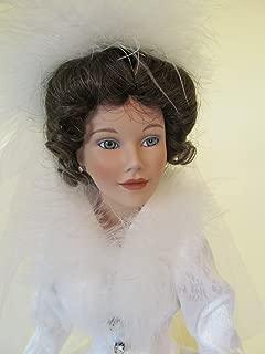 Ashton Drake Winter Romance Bride Doll