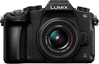 Pansonic LUMIX G DMC-G85K 14-42mm 16MP Mirrorless Camera with Carry Case